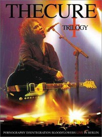 The Cure: Trilogy main cover