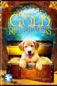 The Gold Retrievers main cover