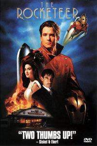 The Rocketeer main cover
