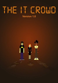 The IT Crowd movie cover