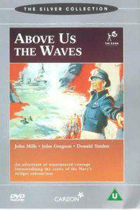 Above Us the Waves main cover