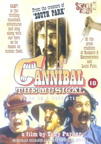 Cannibal! The Musical main cover