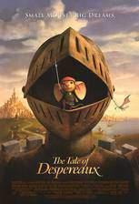 the_tale_of_despereaux movie cover