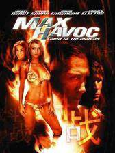 max_havoc_curse_of_the_dragon movie cover