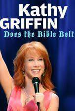 Kathy Griffin Does the Bible Belt main cover