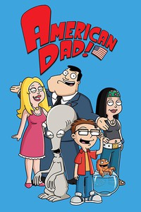 American Dad! movie cover