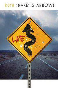 Rush: Snakes & Arrows - Live in Holland main cover