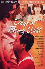days_of_being_wild movie cover