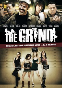 The Grind main cover