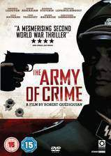 the_army_of_crime movie cover