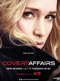 Covert Affairs movie cover