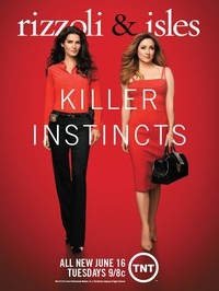 Rizzoli & Isles movie cover