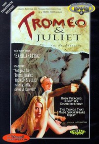 Tromeo and Juliet main cover