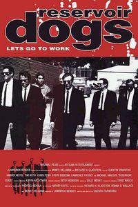 Reservoir Dogs main cover