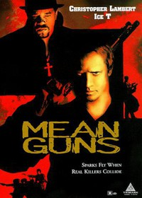 Mean Guns main cover