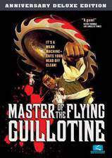 master_of_the_flying_guillotine movie cover