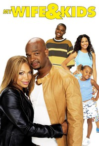 My Wife and Kids movie cover