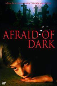Afraid of the Dark main cover