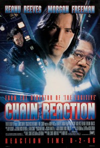 Chain Reaction main cover