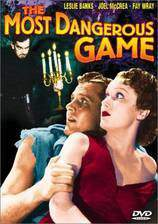 the_most_dangerous_game movie cover