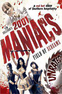 2001 Maniacs: Field of Screams main cover