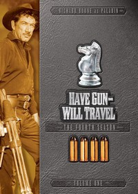 Have Gun - Will Travel movie cover