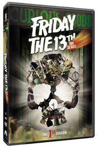 Friday the 13th movie cover
