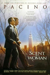 Scent of a Woman main cover