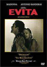 evita movie cover