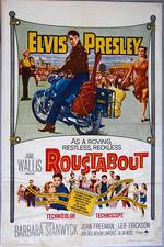 roustabout movie cover