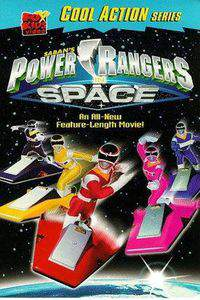 Power Rangers in Space movie cover