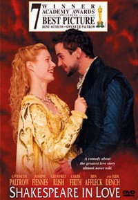Shakespeare in Love main cover