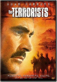 The Terrorists main cover