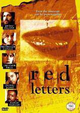 red_letters movie cover