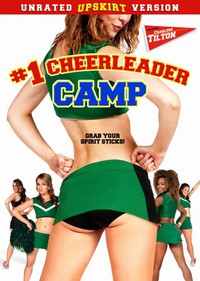 #1 Cheerleader Camp main cover