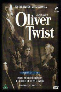 Oliver Twist main cover
