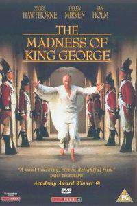 The Madness of King George main cover