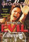 A Name for Evil main cover