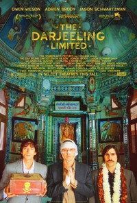 The Darjeeling Limited main cover