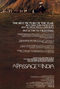 A Passage to India main cover