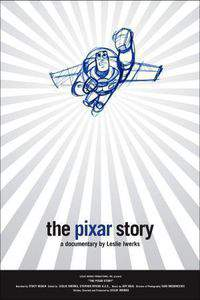 The Pixar Story main cover