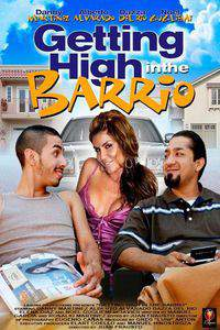 Getting High in the Barrio main cover