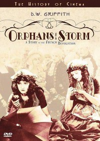 Orphans of the Storm main cover