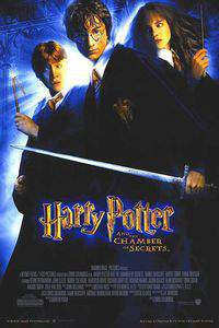 Harry Potter and the Chamber of Secrets main cover
