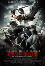 centurion movie cover