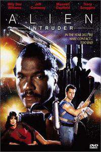 Alien Intruder main cover