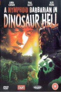 A Nymphoid Barbarian in Dinosaur Hell main cover