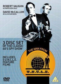 The Man from U.N.C.L.E. movie cover