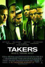 takers movie cover