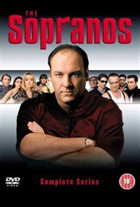 The Sopranos movie cover